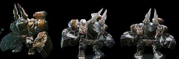 dwarf mecha