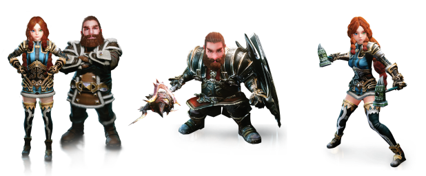 dwarf regular
