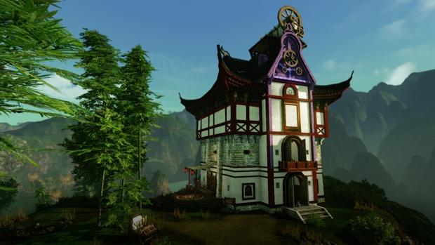 trade mansion